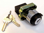 KEY SWITCH 3SA8-BG21,