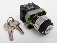 3SA8-BG33 KEY SWITCH,  [2гр.на замыкание] [10А.] [600В.]