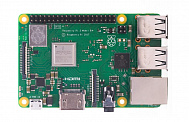 Raspberry Pi 3 Model B+, RASPBERR