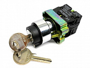 KEY SWITCH 3SA8-BG25    -